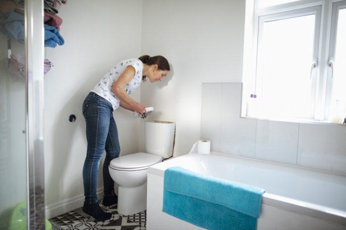 awarie toalety